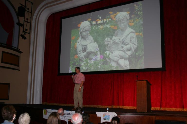 wildflower_festival_march_28__2015_in_athens_theater_with_tom_maccubbin_-_florida__s_finest_plants_-_you_can_grow_them